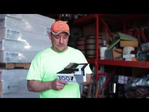 Jeff Ronsman of JDR Enterprises | Review of RainDrop Gutter Guards