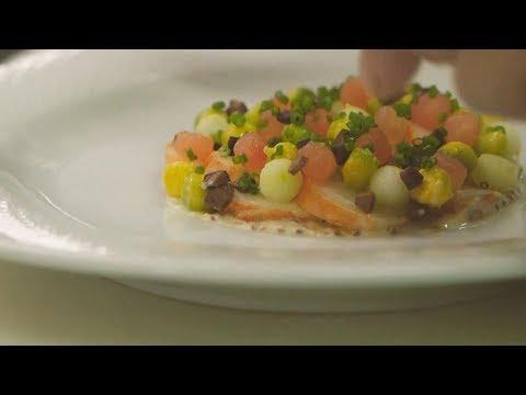 "Chef Philippe Girard: ""Cocinar es arte"""