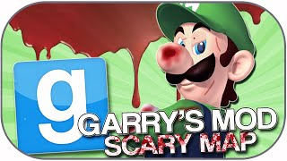 Gmod Scary Maps: Jump Scares, Funny Fails&Crappy Endings! (Gmod Funny Moments)
