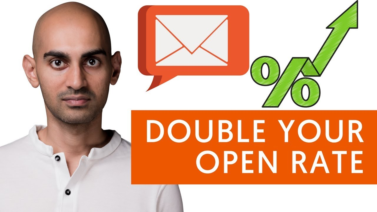 how to increase open rate in email marketing
