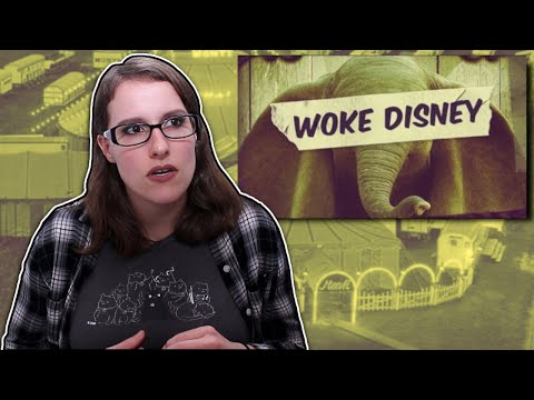 The Dumbo Remake IS Pretty Woke And It's Pretty Great (response to Lindsay Ellis) видео
