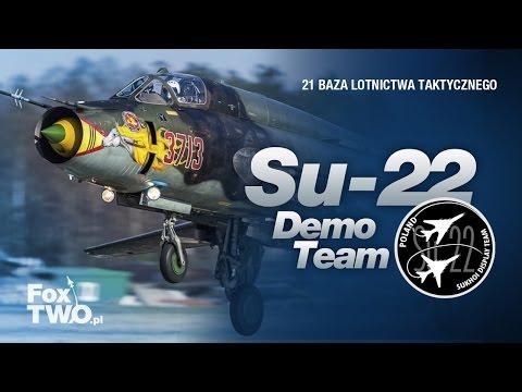 Air Action - Su-22 Demo Team - 21BLT - Polish Air Force (21AFB)