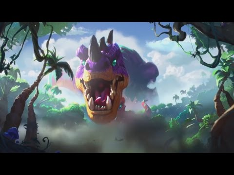 The Story of Un'Goro Crater