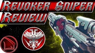 Destiny 2: Revoker Sniper Comp Help (GUARANTEED) - Chocolate