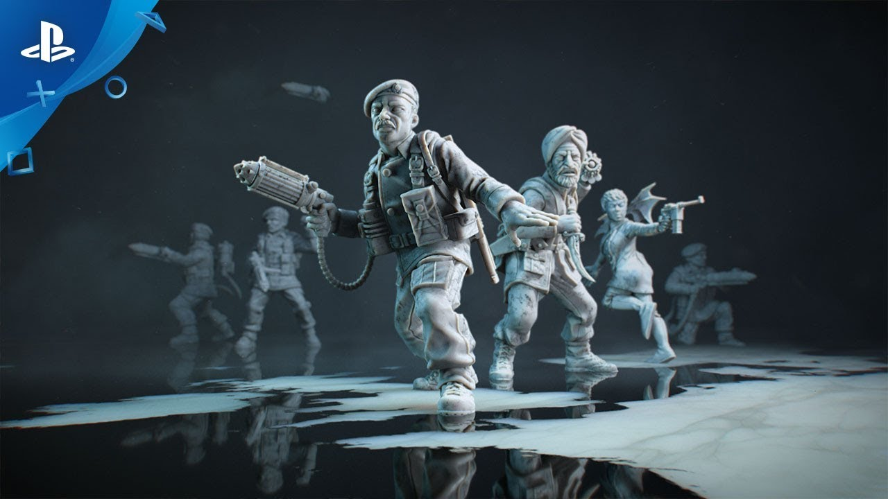 Achtung! Cthulhu Tactics Storms Onto PS4 Later This Year