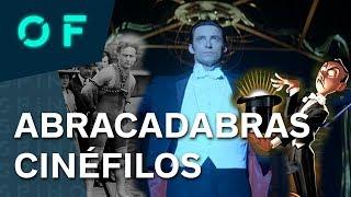 MAGIA POTAGIA: GRANDES ILUSIONISTAS DEL CINE | Todo es mentira en el cine y la television