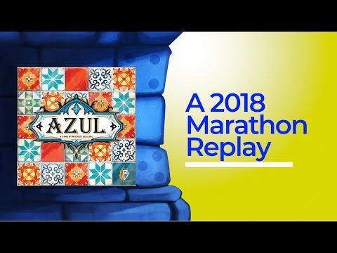 Azul Play-through
