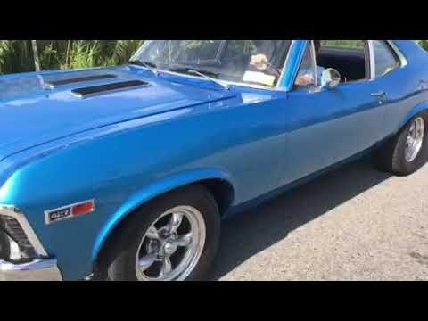 Video of '69 Nova SS - Q8AO