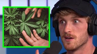 LOGAN PAUL IS GOING THROUGH WEED WITHDRAWLS