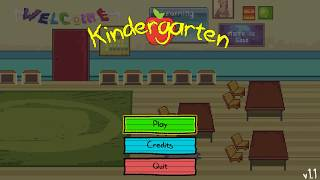 I KILLED THE JAINITOR!! (Kindergarten episode #4)