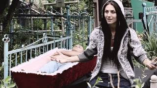 SniXa - KOMA (наркотики - зло)( женский рэп) клип