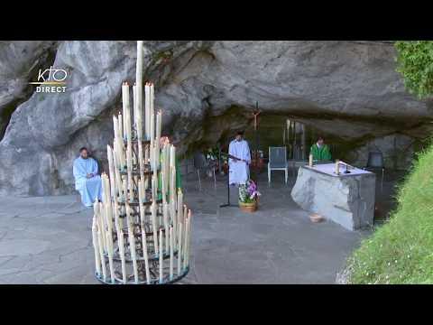 Messe du 9 juillet 2020 à Lourdes