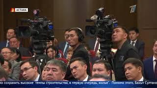 С кем Нурсултан Назарбаев надеется жить в одном городе?