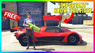 GTA 5 Online - NEW UPDATE! DLC Content Gone Forever, RARE Items Details, NEW Weapons Added & MORE!