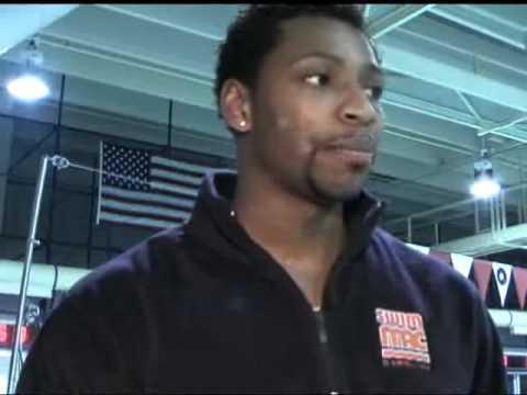 Interview with 2008 Olympian Cullen Jones