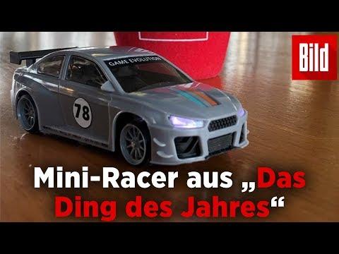 """DR!FT-Mini-Racer aus """"Das Ding des Jahres"""" im BILD-Test"""