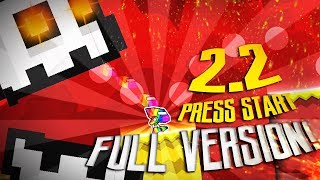 COMPLETING PRESS START FULL VERSION!! (SUBZERO LEVEL)