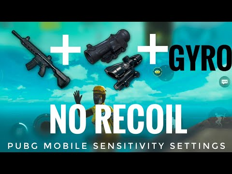 Setting No Recoil Pubg Mobile - Pubg Android Bp