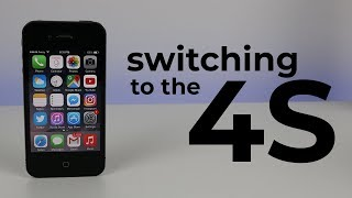 SwitchingtotheiPhone4S...in2018