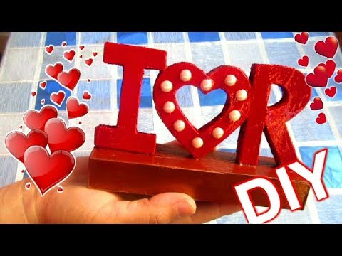 Diy 4 Regalos Originales Para San Valentin Uy Albert Diy Tube