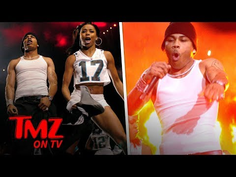 Nelly Thinks Super Bowl Halftime Outrage Is Stupid   TMZ TV