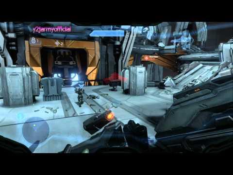 Halo 3 Heroic Map Pack (DLC) Walkthrough - Halo 4 Heroic