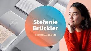 Live Editorial Design With Stefanie Brückler  - 1 Of 3