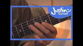 Layla Acoustic Unplugged - Eric Clapton #1of3 (Songs Guitar Lesson ST-324) How to play