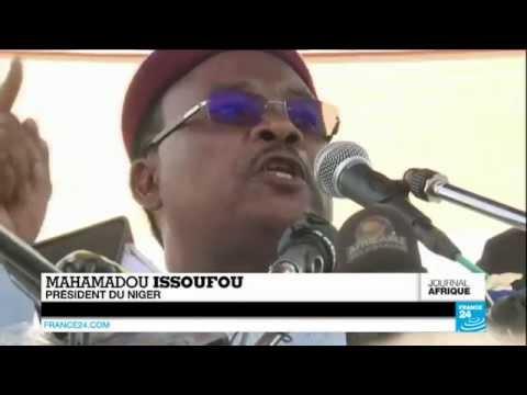 """Mahamadou Issoufou : """"Le Niger sera le tombeau de Boko Haram"""""""