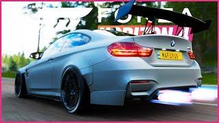 Forza Horizon 4 #015 — BMW M4 Bodykit Tuning? Ja oder nein? — Deutsch German Gameplay (Let