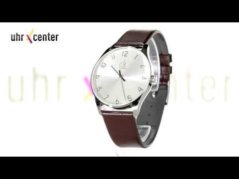 Calvin Klein K4D211G6 Classic Herrenuhr