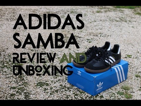 ADIDAS SAMBA REVIEW & UNBOXING & ON FOOT Mp3