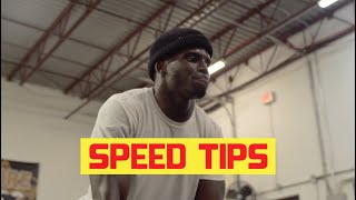 Showing you guys some exercises I do for speed and explosiveness on the field.  SUBSCRIBE & LIKE FOR MORE CONTENT  Presented by Eight Seven Media