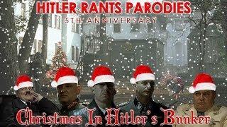Christmas in Hitler's bunker IV