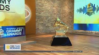61st GRAMMY Award Nomination List