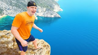I DARE You To JUMP For $10,000!