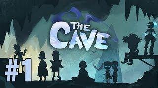 The Cave - Gameplay Walkthrough -  Episode 1
