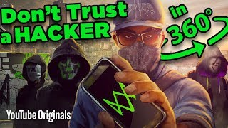 Download Youtube: Never Trust a HACKER! - Game Lab 360 Video