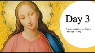 Day 3 of 33 Days to Morning Glory with Fr. Adam Potter
