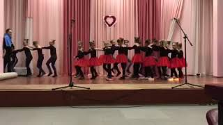 Танец Скибиди, Дом культуры Ивановичи 17.02.2019
