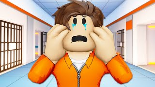 He Was Arrested: A Roblox Movie