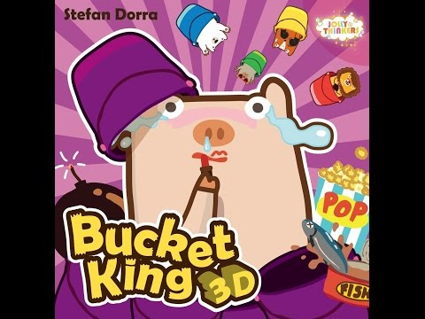 Overview & rules explanation of Bucket King 3D