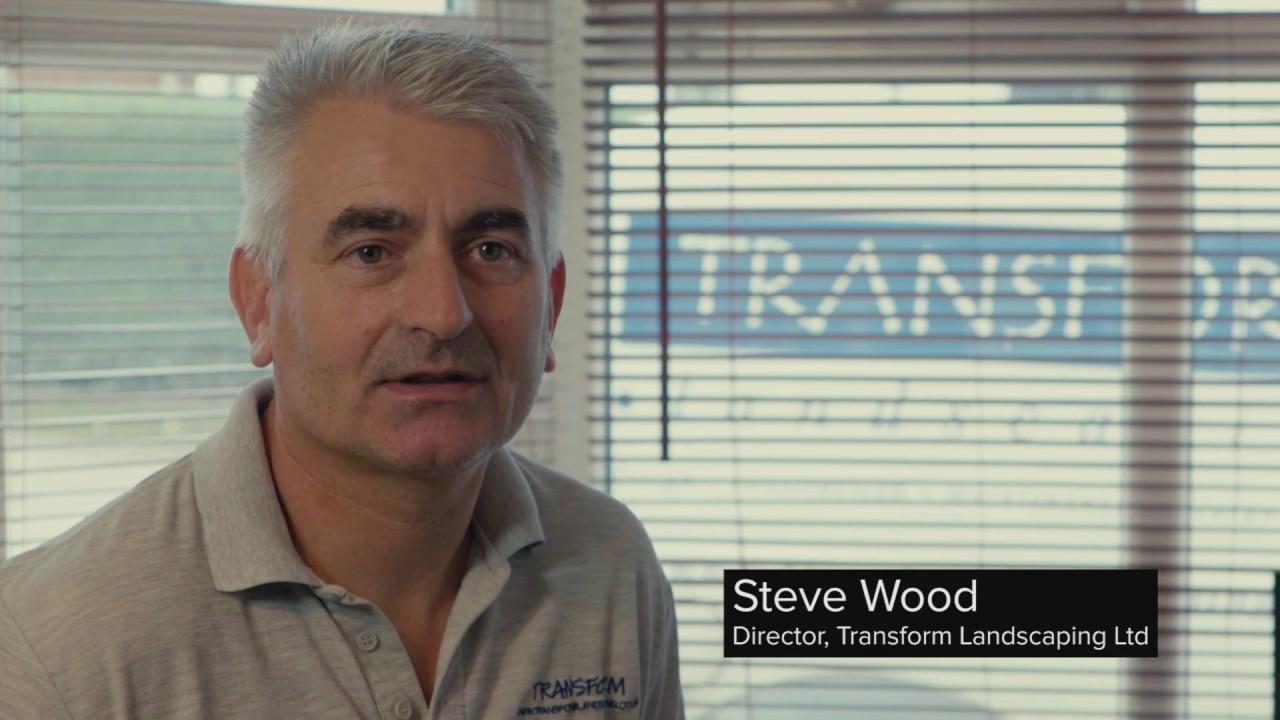 Steve Wood - Transform Landscaping