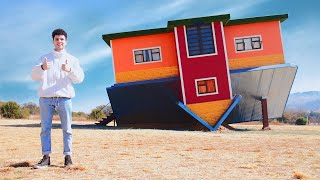 Inside South Africa's First Upside Down House