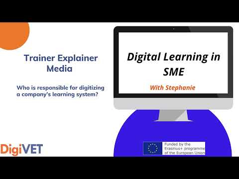 Lesson 12: Digital Learning Project Information with Stephanie (Part 2)