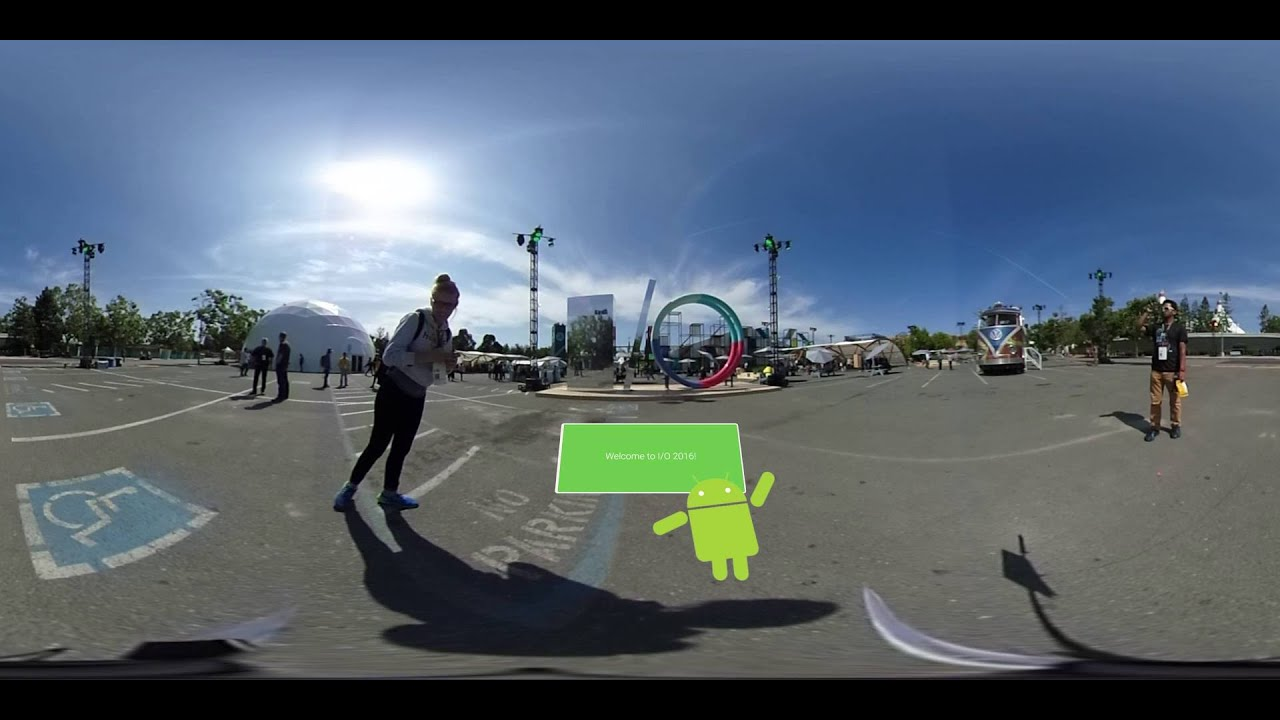 See #io16 in 360 degrees
