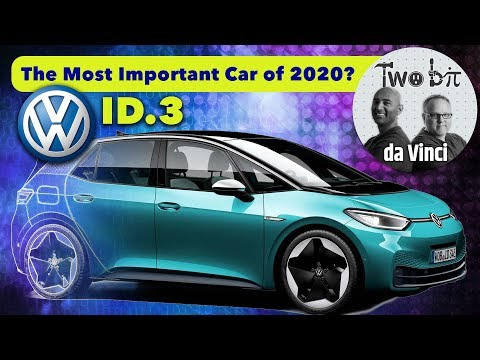 Why the Volkswagon ID.3 Might be the Most Important EV of 2020