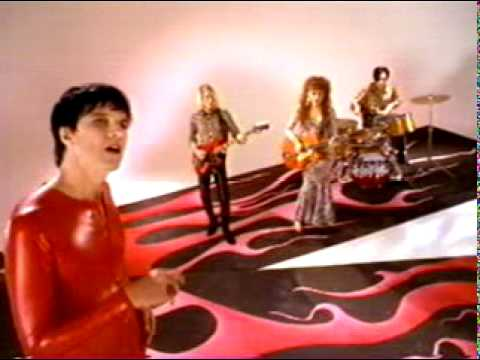 The Cramps - Naked Girl Falling Down The Stairs