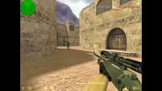 CS 1.6-Frajer in the holle /A/ AWP+Deagle DD2 Part2