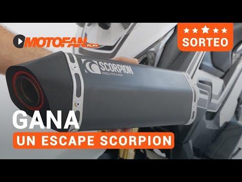 Vídeos de '¡Sorteamos un escape Scorpion para X-ADV en Motofan Play!'